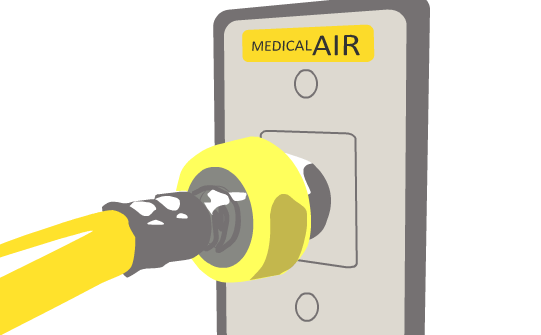 Lateral Medical Anaesthetics Critical Care - Ramp Airway Management Product Features Can Use Medical Air