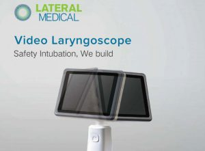 Lateral Medical Anaesthetics Critical Care - Videolaryngoscope System Downloadable PDF Brochure