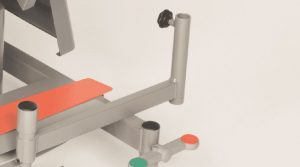 Lateral Medical Multiline Next AC Patient Transfer Equipment Accessories - Holder of Infusion Bar