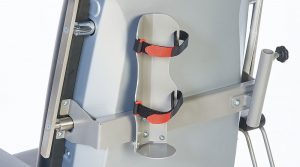 Lateral Medical Multiline Next AC Patient Transfer Equipment Accessories - Oxygen Bottle Holder in the Back