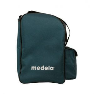 Lateral Medical Surgical Airway Suction Additional Resources - Medela Vacuum Solutions Vario 8 Carrying Back Blue