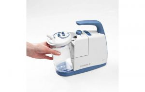 Lateral Medical Surgical Airway Suction - Clario Airway Suction Pump Canister Removal