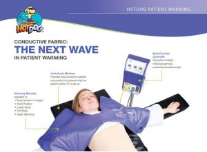 Lateral Medical Anaesthetics Critical Care - Hotdog Patient Warming Solutions Downloadable PDF Brochure
